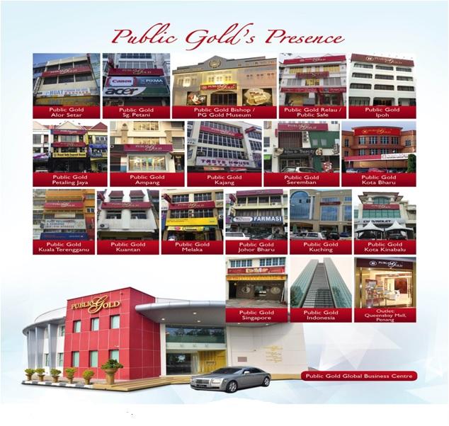 Public Gold Scam? -